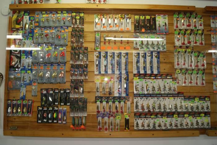 рыболовный магазин мыски
