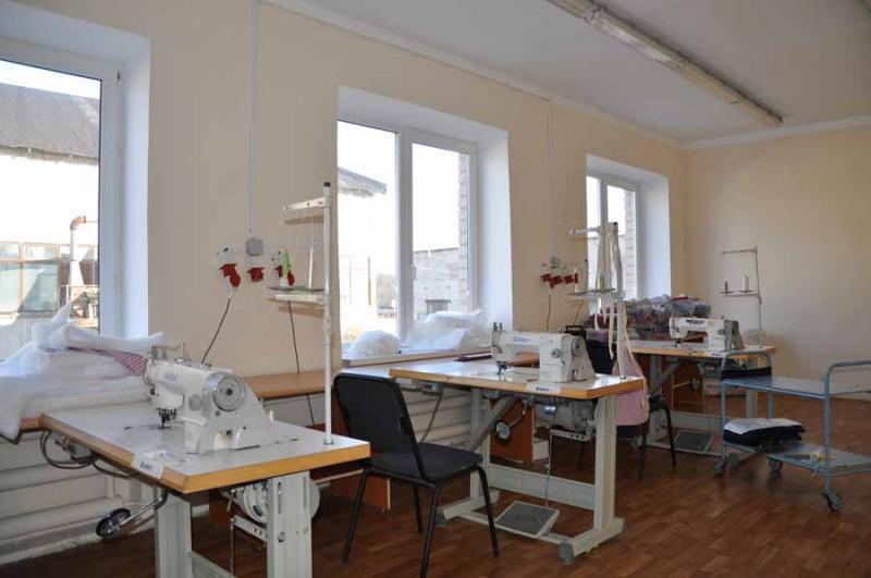 Создание швейного производства