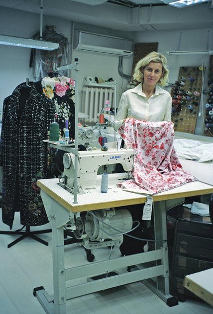 Выкройка платья из шелковых платков